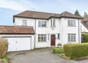 Thumbnail 4 bed property for sale in Hill Rise, Rickmansworth, Hertfordshire