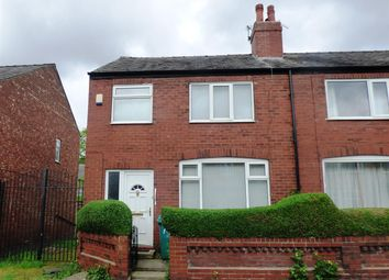 Thumbnail 2 bed property for sale in Garfield Avenue, Levenshulme, Manchester