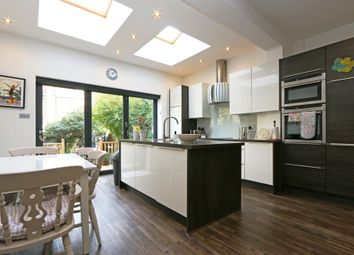 Thumbnail 5 bed terraced house for sale in Braemar Avenue, London