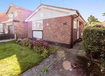 Thumbnail 1 bed detached bungalow for sale in Waarem Avenue, Canvey Island