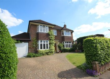 Thumbnail 4 bed detached house for sale in Charlock Way, Burpham, Guildford