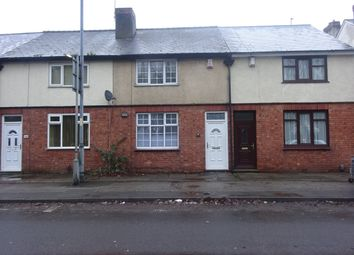 Thumbnail 2 bedroom property to rent in Wolverhampton Street, Darlaston, West Midlands