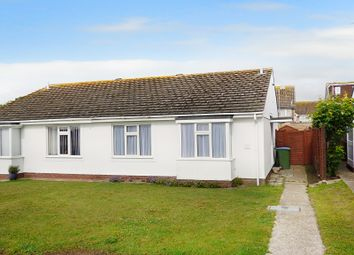 Thumbnail 2 bedroom semi-detached bungalow for sale in Middle Mead, Littlehampton