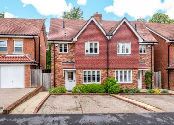 Thumbnail 3 bed semi-detached house for sale in Woodlark Place, Four Marks, Alton