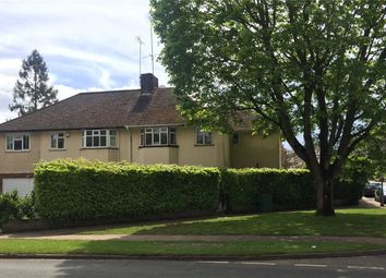 Thumbnail 4 bed semi-detached house for sale in Beech Road, St. Albans, Hertfordshire