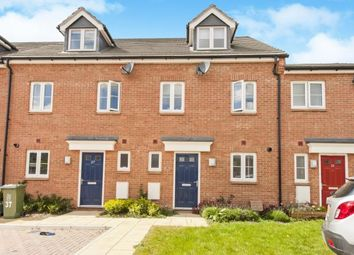 Thumbnail 3 bed terraced house for sale in Chappell Close, Aylesbury, Buckinghamshire, .