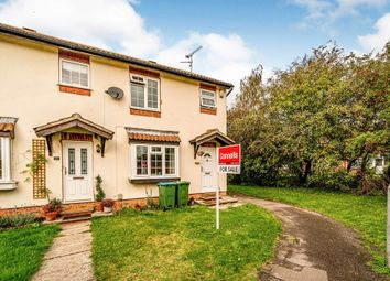Thumbnail 3 bed end terrace house for sale in Ravensbourne Road, Aylesbury