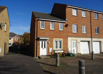 Thumbnail 3 bedroom end terrace house to rent in Conrad Court, Shakespeare Avenue, Horfield