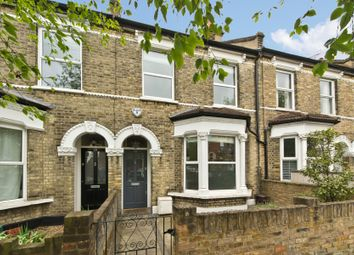 Thumbnail 3 bed terraced house to rent in Quicks Road, London