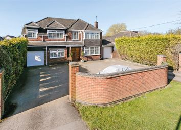 Thumbnail 5 bed detached house for sale in Nuneaton Road, Bulkington, Bedworth