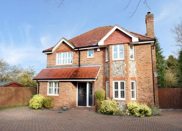 Thumbnail 4 bed detached house for sale in Laurel Close, Oakley