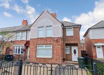 Thumbnail 3 bed terraced house for sale in Leicester Street, Walker, Newcastle Upon Tyne