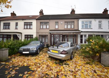 Thumbnail 3 bed terraced house for sale in Ethelbert Gardens, Ilford