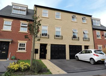 Thumbnail 4 bed town house for sale in Woodbourn Gardens, Wombwell, Barnsley