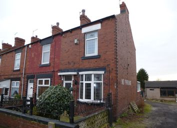 Thumbnail 2 bed end terrace house for sale in Pye Avenue, Mapplewell, Barnsley
