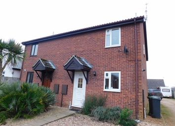 Thumbnail 3 bed semi-detached house for sale in Norwich Road, Claydon, Ipswich