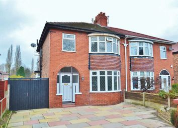Thumbnail 3 bed semi-detached house for sale in Liverpool Road, Eccles, Manchester