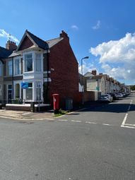 Thumbnail 4 bed end terrace house for sale in Pentre Gardens, Grangetown, Cardiff