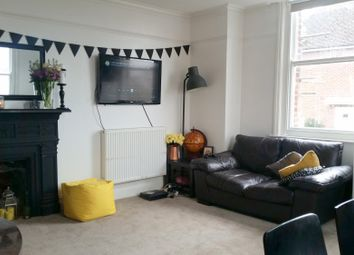 Thumbnail 1 bed flat to rent in Carlton Road North, Weymouth
