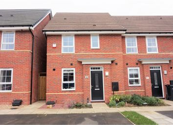 Thumbnail 3 bed end terrace house for sale in Parkers Way, Tipton