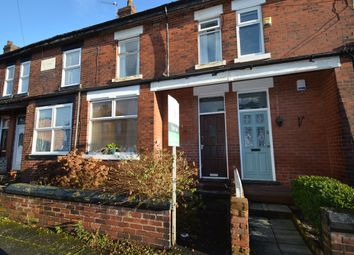 Thumbnail 4 bed terraced house for sale in Randlesham Street, Prestwich, Manchester