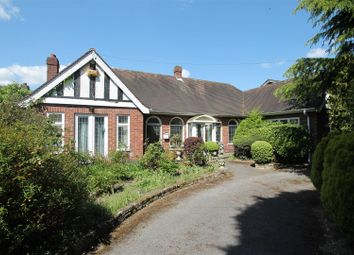 Thumbnail 3 bedroom detached bungalow for sale in Mapperley Road, Nottingham
