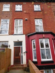 Thumbnail 8 bed terraced house for sale in Withington Road, Whalley Range, Manchester