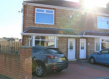 Thumbnail 1 bed semi-detached house to rent in Clive Road, Eston, Middlesbrough