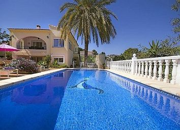 Thumbnail 5 bed villa for sale in Benissa Coastal, Valencia, Spain