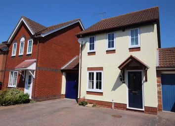 Thumbnail 3 bed detached house for sale in Knights Lane, Grange Farm, Kesgrave, Ipswich