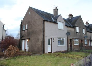 Thumbnail 2 bed end terrace house to rent in Strathmore Drive, Stirling