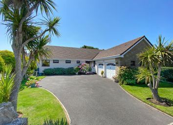 Thumbnail 4 bed detached bungalow for sale in Cherrill Gardens, Bude