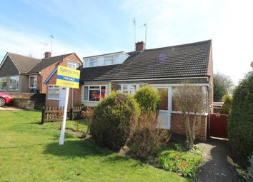 Thumbnail 3 bed bungalow for sale in Hammond Way, Market Harborough, Leicester, Leicestershire