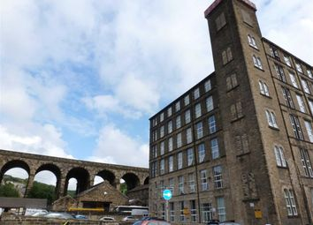 Thumbnail 2 bed flat for sale in Saville Court, Milnsbridge, Huddersfield