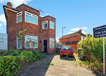 Thumbnail 3 bedroom detached house for sale in Slough Lane, London