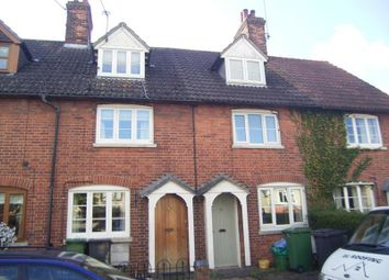 Thumbnail 2 bedroom terraced house to rent in Church Way, Hungerford, 0Ju.