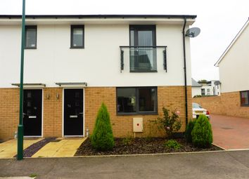 Thumbnail 3 bedroom semi-detached house for sale in Miller Way, Peterborough