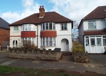 Thumbnail 3 bed semi-detached house for sale in Foden Road, Great Barr, Birmingham, West Midlands