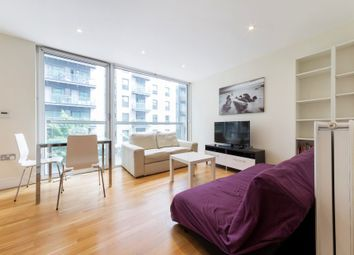 Thumbnail 1 bedroom flat to rent in Cobalt Point, 38 Millharbour, London