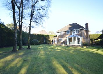Thumbnail 4 bedroom detached house to rent in Tudor Close, Grayshott, Hindhead