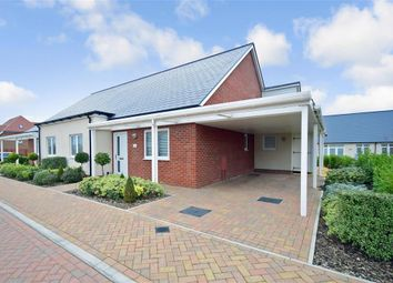 Thumbnail 2 bed semi-detached bungalow for sale in Aspen Way, Hawkinge, Folkestone, Kent