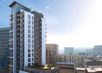 Thumbnail 1 bed flat for sale in Woolwich High Street, London