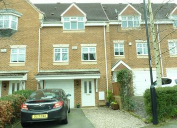Thumbnail 3 bed terraced house for sale in Northwood Place, Sheffield, South Yorkshire