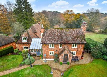 Thumbnail 4 bedroom detached house for sale in Cricket Hill Lane, Yateley, Hampshire