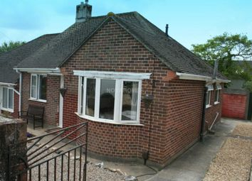 Thumbnail 2 bed bungalow to rent in Revel Park Road, Plympton