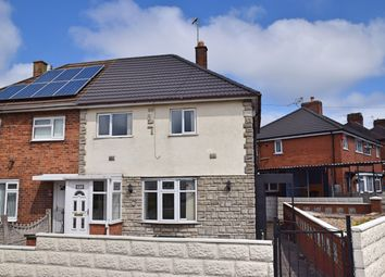 Thumbnail 3 bed semi-detached house for sale in Longley Road, Longton, Stoke-On-Trent