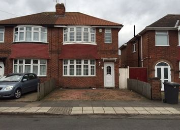 Thumbnail 2 bed semi-detached house to rent in Ragdale Road, Belgrave, Leicester