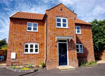 Thumbnail 4 bed detached house to rent in Bucklesham, Ipswich