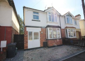 Thumbnail 3 bed semi-detached house to rent in Kitchener Avenue, Linden, Gloucester