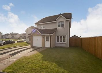 Thumbnail 3 bed detached house for sale in Herbison Crescent, Shotts, North Lanarkshire